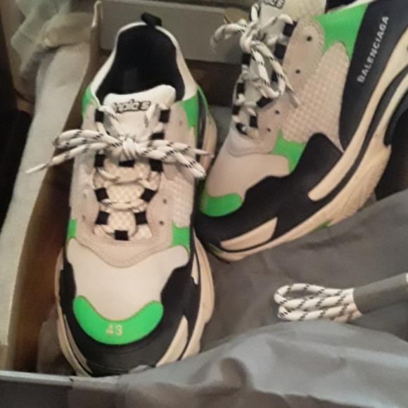 Balenciaga Shoes | Tripple Ss | Poshmark